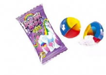 Fini Unicorn Balls Sherbet Filled Gum
